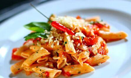 Простой рецепт итальянского соуса Аррабиата