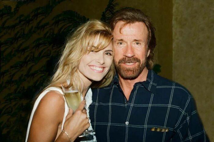 Легендарный Чак Норрис ушел из кино, чтобы бороться за жизнь своей жены
