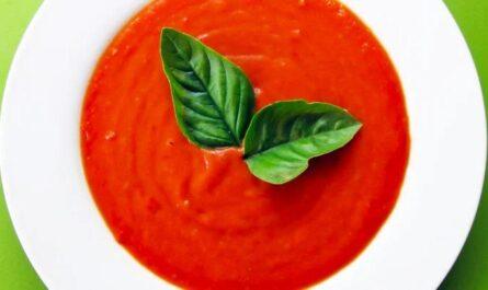 Простой рецепт томатного супа