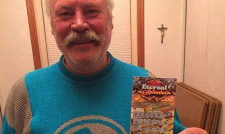 Бездомный выиграл в лотерею 500 000 долларов