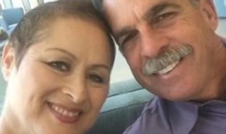 """Женщина, победившая рак молочной железы: """"Мой муж и работа - лучшие антидепрессанты"""""""