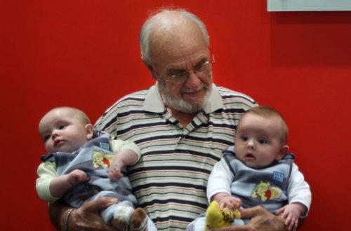 Как донор крови Джеймс Харрисон спас более двух миллионов детей