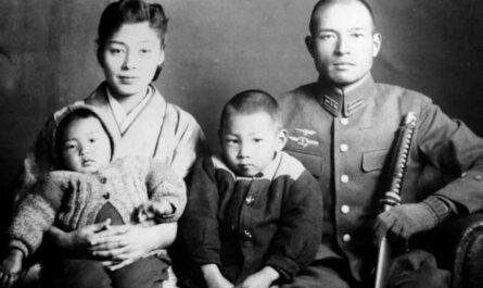 Письмо японского камикадзе своим детям, написанное перед последним полетом