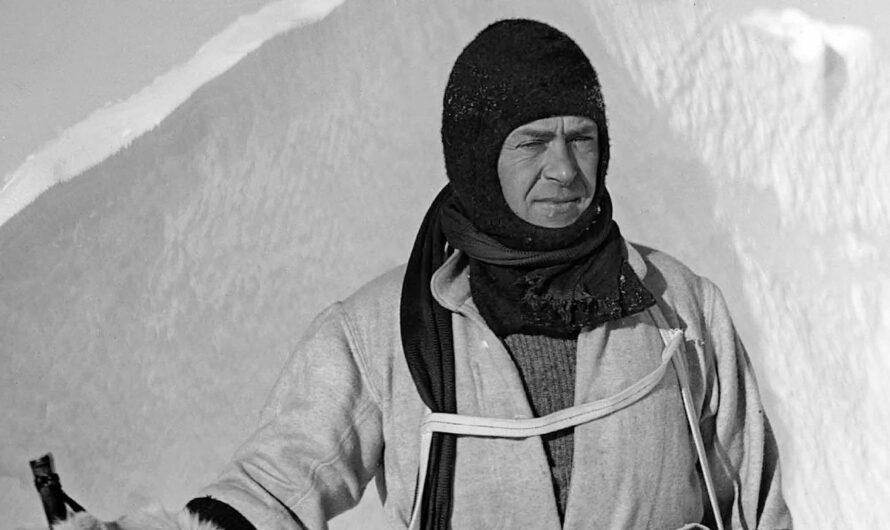 Письмо жене от полярника Роберта Скотта, который погиб в Антарктике