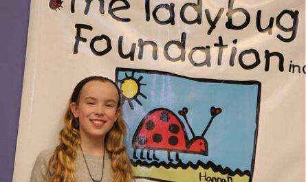 Девочка в 8 лет основала фонд для борьбы с бездомностью в Канаде