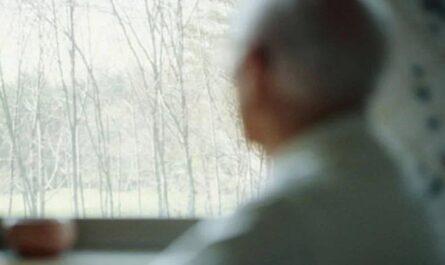 Грустная история: Окно больничной палаты