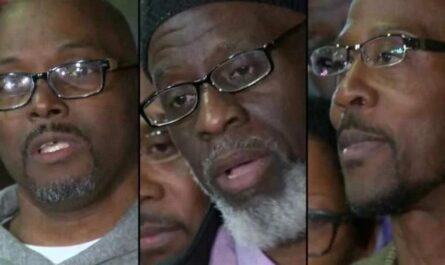 Трое американцев провели в тюрьме 36 лет за преступление, которого не совершали