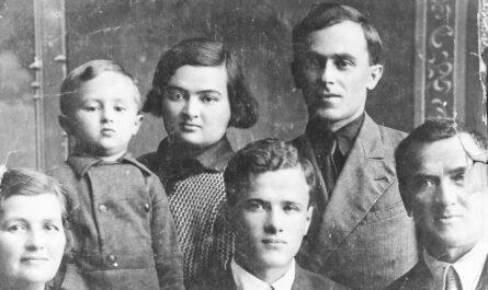 Холокост, последние письма: послание 7-летнего Эдуарда родителям