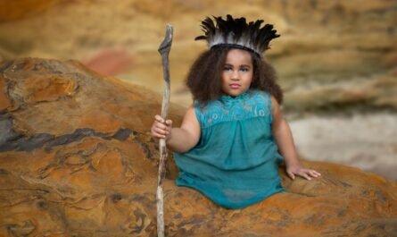 Девочка родилась без ног, но благодаря одной фотосессии ее жизнь изменилась