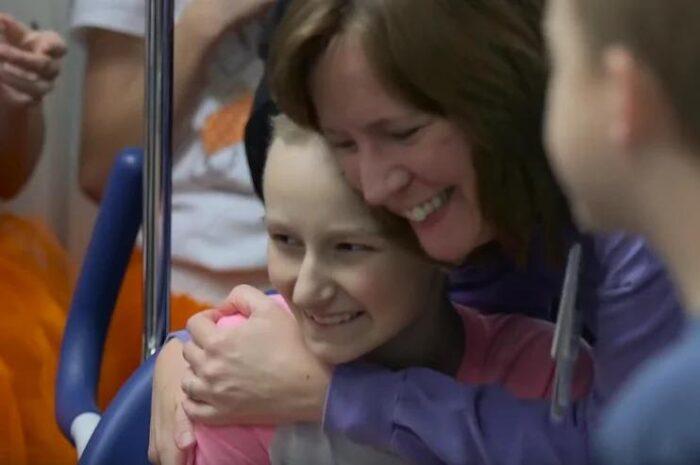 Она победила лейкемию, научилась радоваться мелочам и написала песню