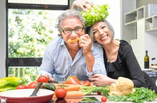 5 лучших продуктов питания для людей в пожилом возрасте