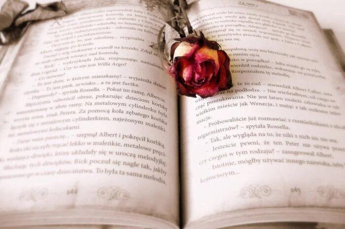 Топ-5 любовных романов, для чтения осенними вечерами