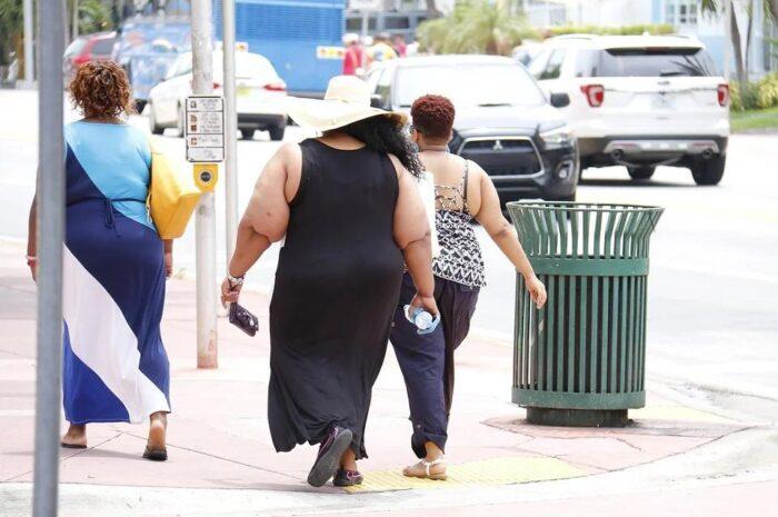 Проблема ожирения: 10 самых толстых стран мира