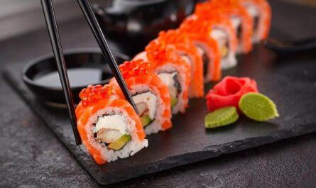 3 причины никогда не есть суши