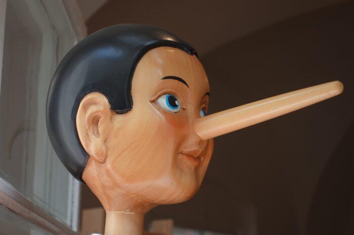Как распознать ложь? Пять характерных признаков