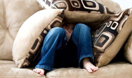 Детские страхи, которые могут остаться на всю жизнь