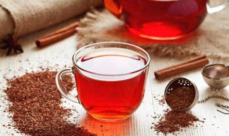 Восемь причин полюбить красный чай (ройбуш)