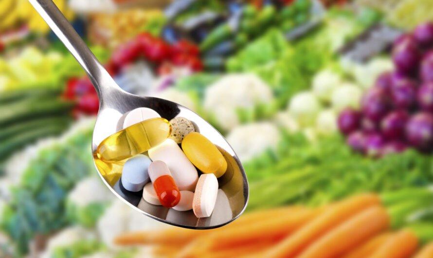 Все о витаминах для нашей жизни (Часть 3)