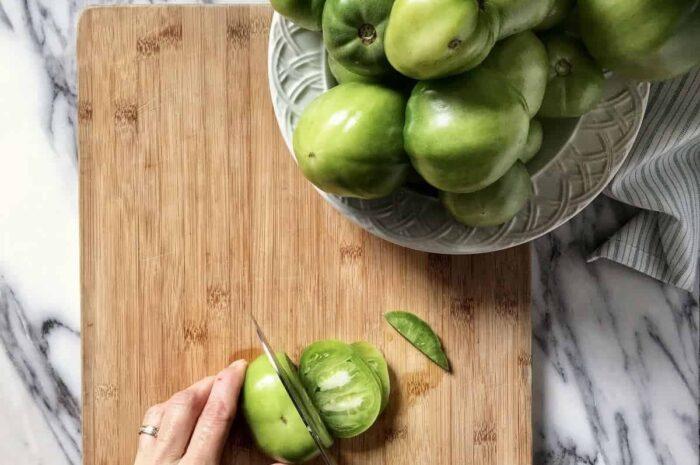 Кладезь витамина D: конфитюр из зеленых томатов