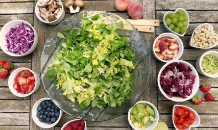 Витаминные салаты для укрепления иммунитета в суровую зиму
