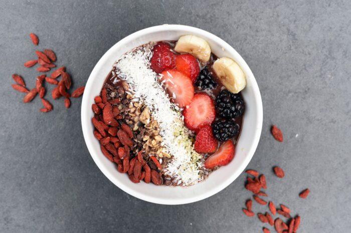 Готовим диетический завтрак, богатый полезными углеводами