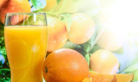 Рецепт вкусного и полезного апельсинового напитка