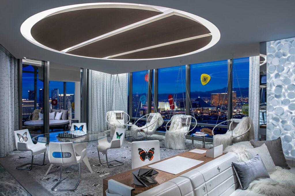 Самый дорогой отельный номер, где одна ночь обойдется в 100 000 долларов