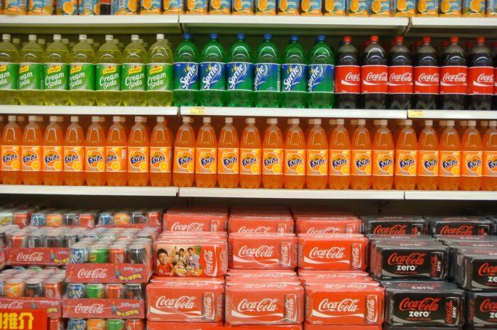 Интересные факты о газированных напитках