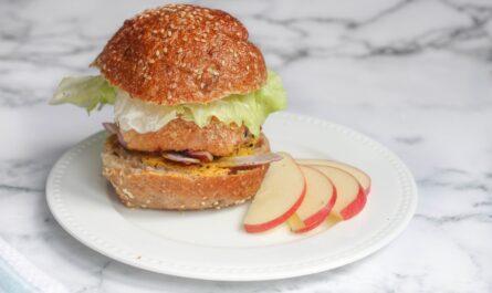 Скажи НЕТ холестерину и ожирению: бургеры тоже бывают полезными и вкусными