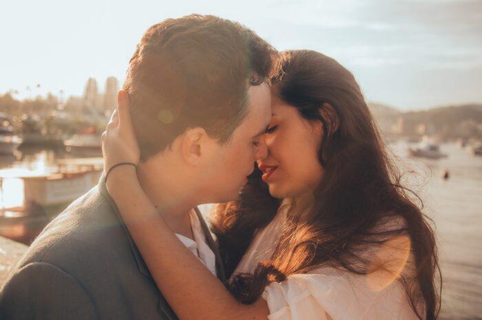 5 интересных фактов о поцелуях
