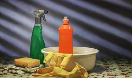 Важность влажной уборки и частых проветриваний