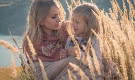 Психология отношения матери с ребенком