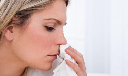 Носовое кровотечение - причины и лечение