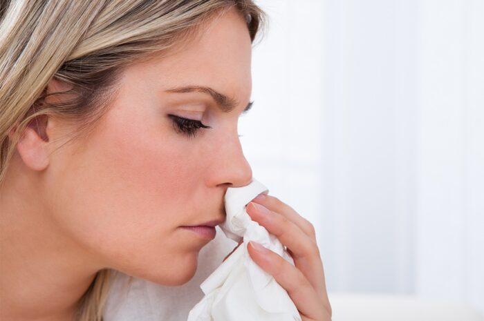Носовое кровотечение – причины и лечение