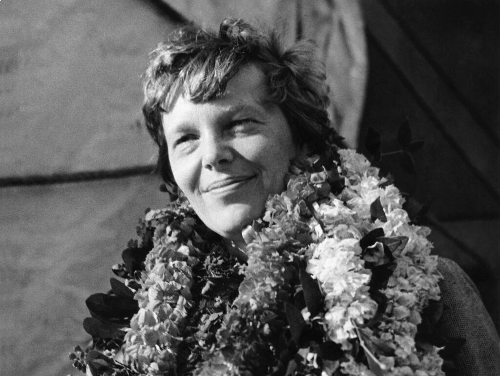 Амелия Эрхарт: загадочное исчезновение женщины-пилота