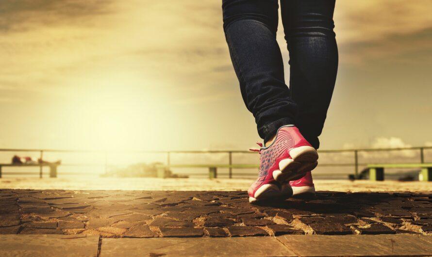 Физическая активность: ежедневные прогулки