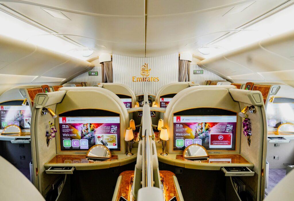Три самых дорогих авиарейса в мире