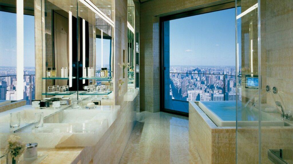 Топ-3 самых дорогих гостиничных номеров в мире