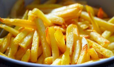 Вкуснейший картофель фри в домашних условиях