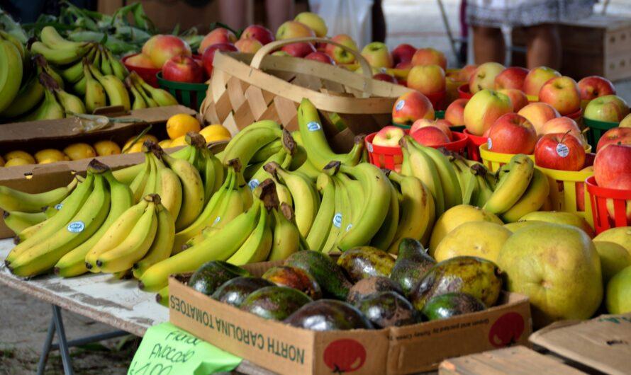 Неожиданные факты об овощах и фруктах (Часть 4)