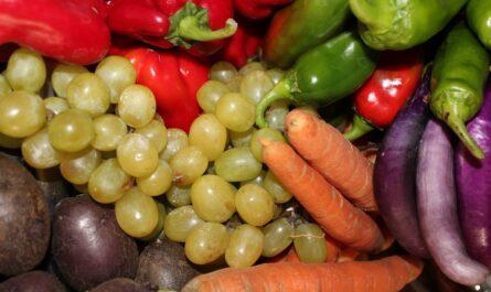Неожиданные факты об овощах и фруктах (Часть 1)