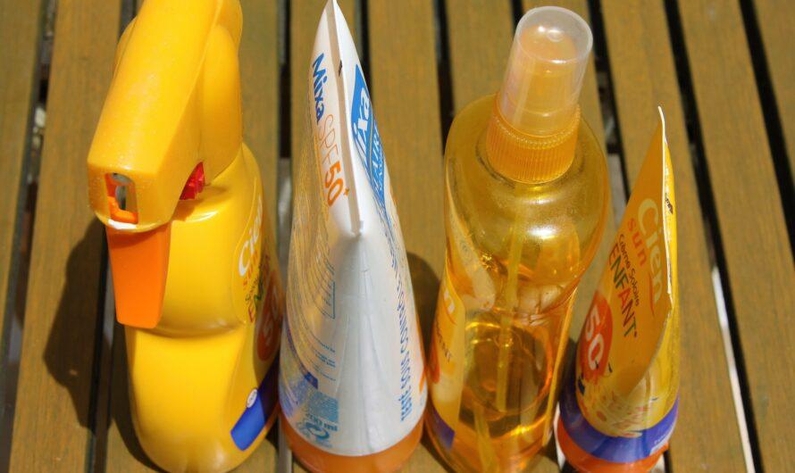 5 познавательных фактов о солнцезащитных кремах
