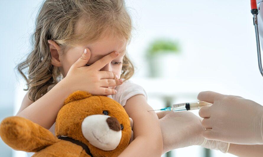 Календарь детских профилактических прививок