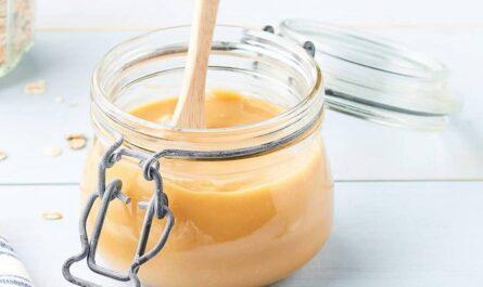 Рецепт веганского ванильного конфитюра
