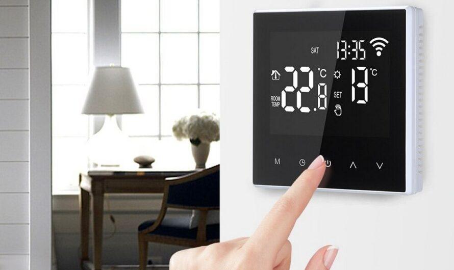 Комфортная температура в жилом помещении