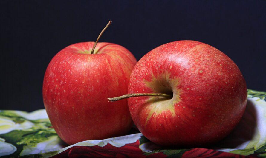 Названа польза яблок для профилактики рака