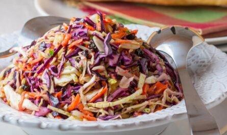 Летний салат на скорую руку