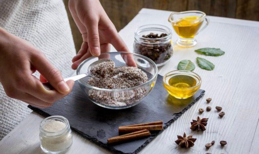Рецепты кофейных скрабов для лица