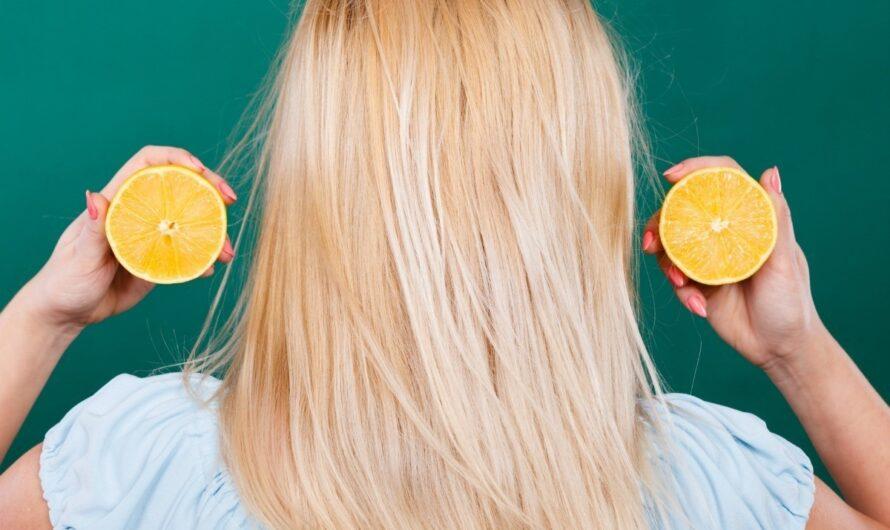 Рецепт лимонно-апельсинового восстанавливающего спрея для волос
