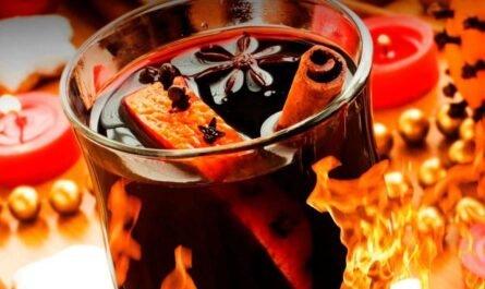 Рецепт ароматного и вкусного глинтвейна